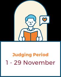 Judging Period: 1-29 November