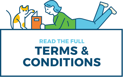 Read the full Terms & Conditions